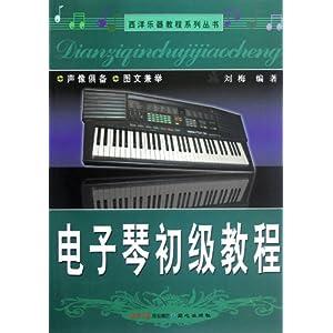 电子琴初级教程 [平装]详情图片