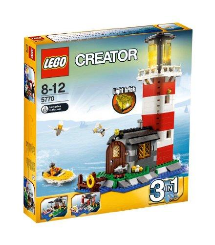 LEGO 乐高 5770 创意系列 三合一灯塔岛
