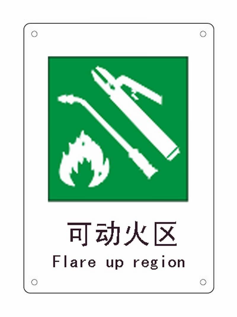 可动火区flareupregion