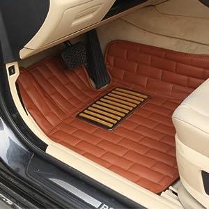 奴卡森 北京现代朗动专车专用汽车脚垫大包围脚垫汽车