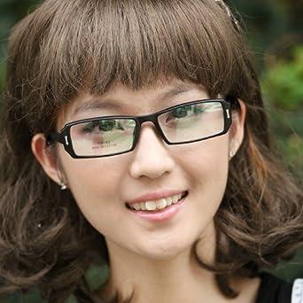 近视眼镜架 超轻眼镜框女款