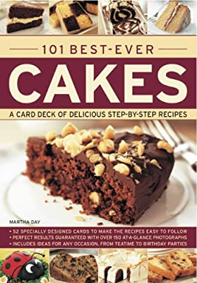 101 Best-ever Cakes: A Card Deck of Delicious Step-by-step Recipes.pdf