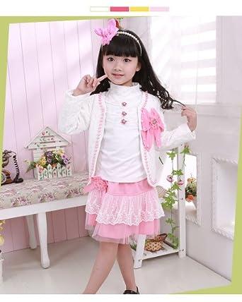 女装三件套 韩版儿童套装三件套