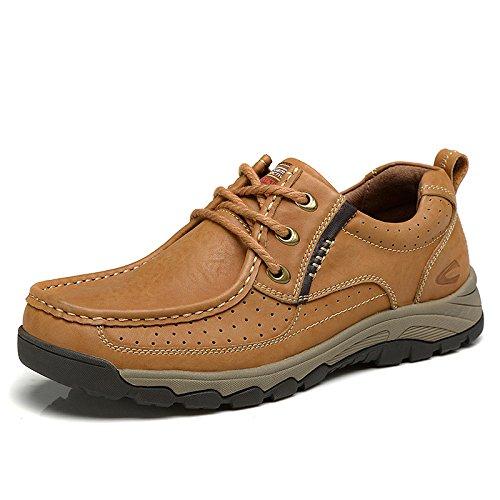 德国骆驼动感男鞋 2015秋季新款男士户外鞋 工装休闲鞋徒步鞋子男板鞋2071