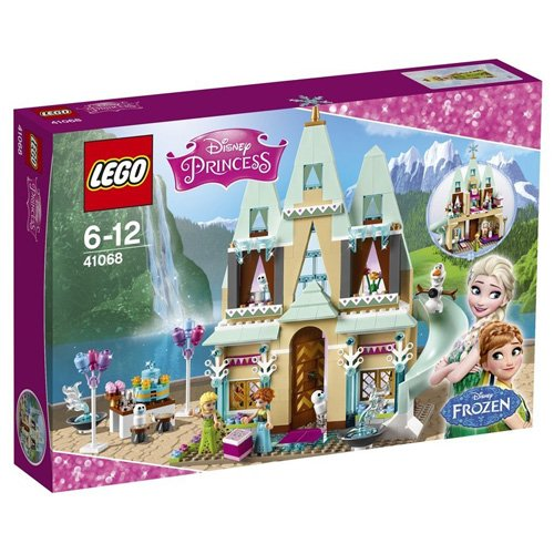 Lego 乐高 41068 41066 Disney 迪士尼公主系列