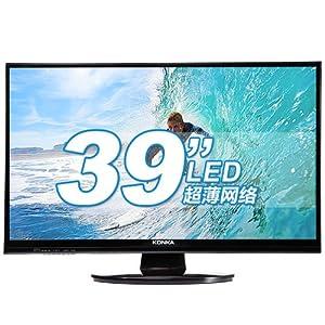 KONKA 康佳 LED39E230NE 39英寸网络LED电视¥1998