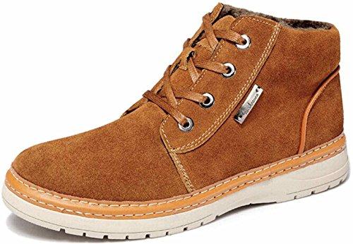 Guciheaven 英伦男士皮鞋 时尚商务休闲皮鞋 正装皮鞋 马丁靴 时装靴 保暖雪地靴 大头皮鞋 商务男鞋JRS5699