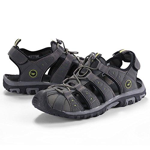 HI-TEC海泰客 夏季男款户外透气速干排水溯溪鞋 水陆两栖涉水鞋正品