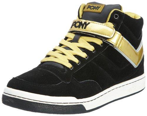 PONY 波尼 男帆布鞋/硫化鞋 9103101540262BK