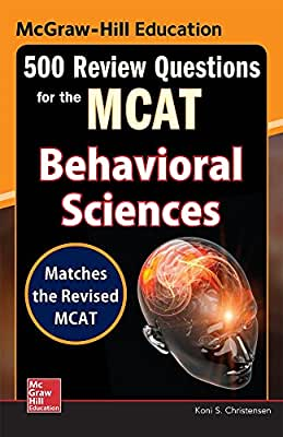 McGraw-Hill Education 500 Review Questions for the MCAT: Behavioral Sciences.pdf