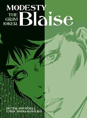Modesty Blaise - The Grim Joker.pdf