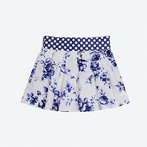 gabby loop 加比瑞 女童半身裙短裙夏装儿童百褶裙公主裙子