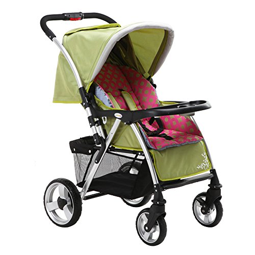 sunnylove 阳光儿童 婴儿推车 轻便型推车 四轮车 可拆卸可折叠设计