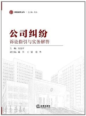 公司纠纷诉讼指引与实务解答.pdf