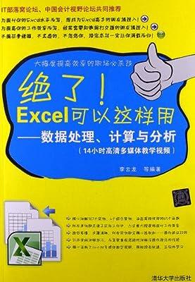 绝了!Excel可以这样用:数据处理、计算与分析.pdf