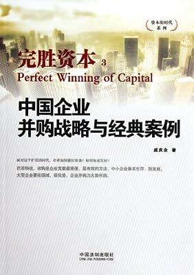 中国企业并购战略与经典案例:完胜资本3.pdf
