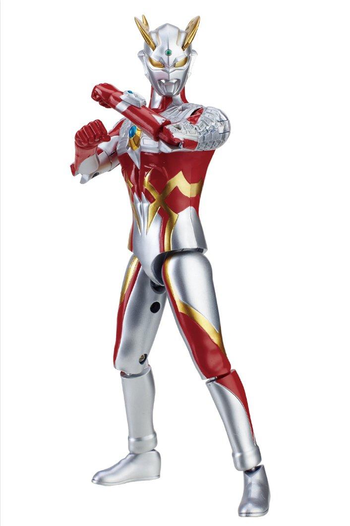 万代 奥特曼玩具赛罗奥特曼变身器玩具 超可动e62720