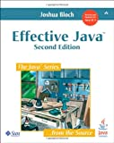 Book cover image for Effective Java (2nd Edition)