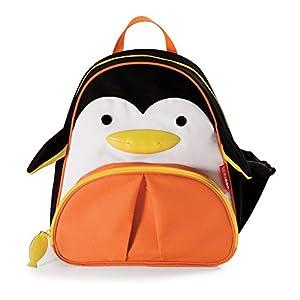 企鹅的造型小朋友背起来也很可爱哦!