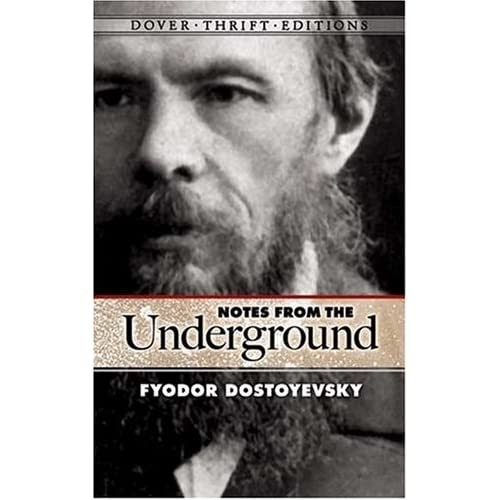 the impossibility of a stone wall in dostoevskys notes from the underground The underground man's philosophy an analysis based on verbalisms from dostoevsky's notes from underground part i _ malte joost - academia - download as pdf file (pdf), text file (txt) or read online.