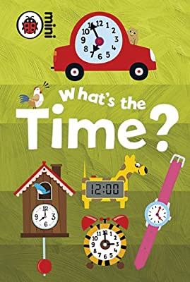 Early Learning What's the Time?.pdf