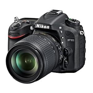 Nikon 尼康 D7100 单反套机(AF-S DX 18-105mm f/3.5-5.6G ED VR 防抖镜头)7069元(券后5769元 有赠品)