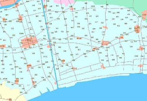 上海市地图-最新版