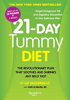 21-Day Tummy Diet: A Revolutionary Plan that Soothes and Shrinks Any Belly Fast.pdf