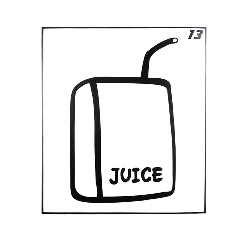iclover 适用于苹果笔记本贴纸macbook 果汁个性贴 美国艾利的原厂