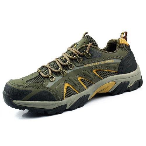 CAN.TORP 骆驼 男鞋 户外男款轻便鞋透气溯溪鞋 徒步鞋 登山鞋 E11660