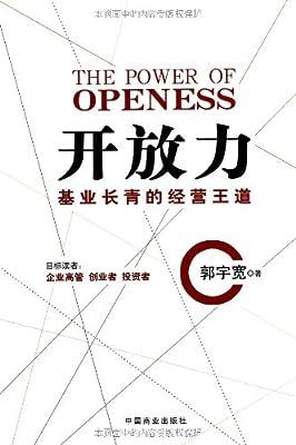 开放力:基业长青的经营王道.pdf