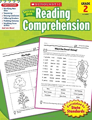 Scholastic Success with Reading Comprehension, Grade 2.pdf