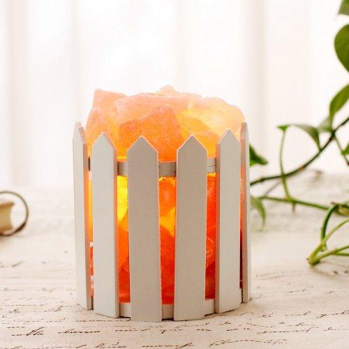 绎美 释放负离子净化空气 水晶盐灯 希望 RMT01-图片