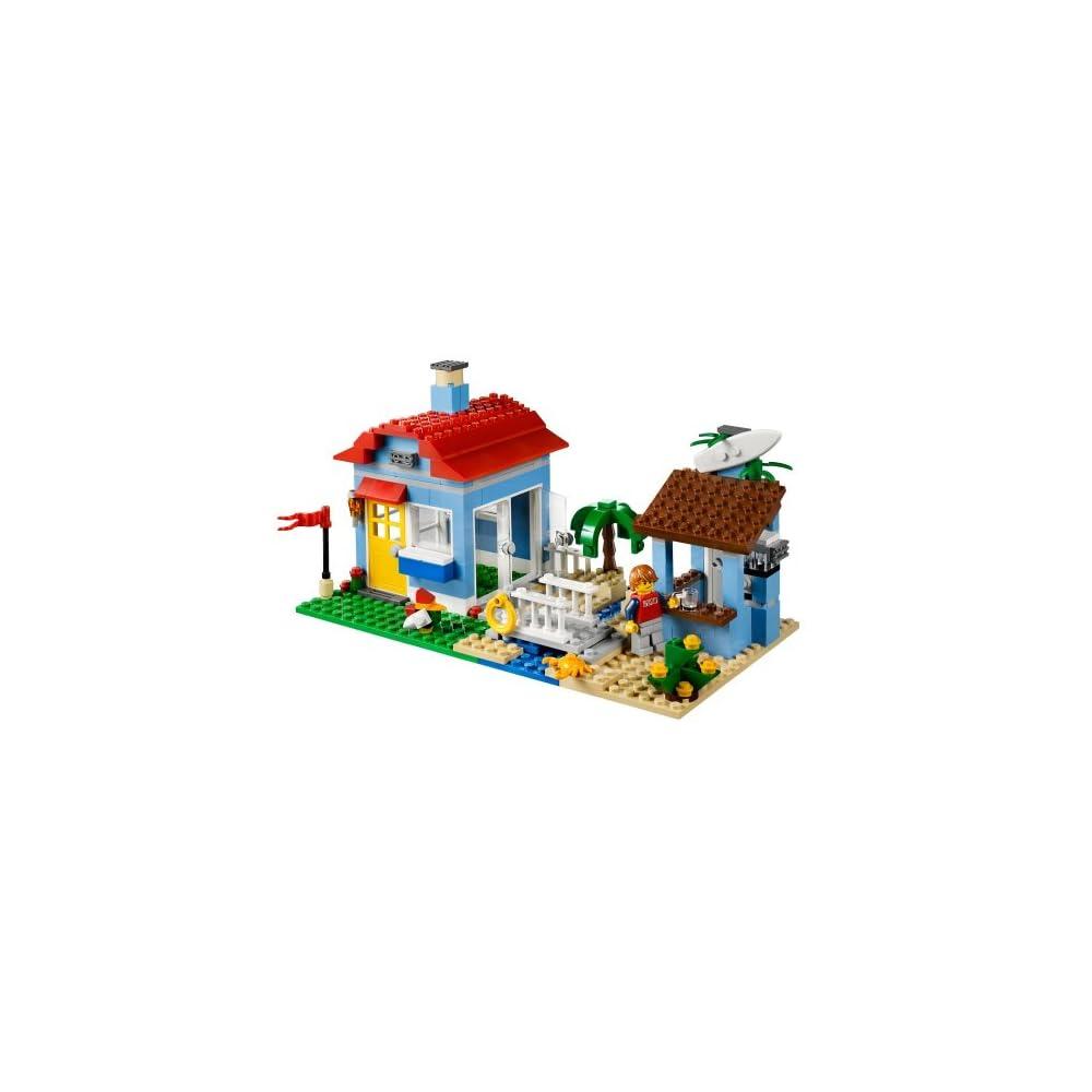 乐高积木房子图纸;