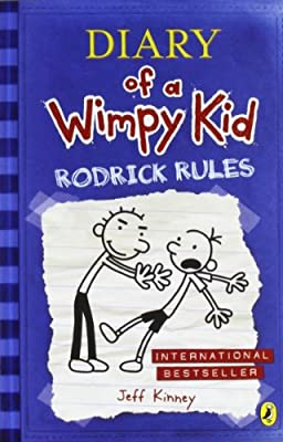 Rodrick Rules: Diary of a Wimpy Kid.pdf