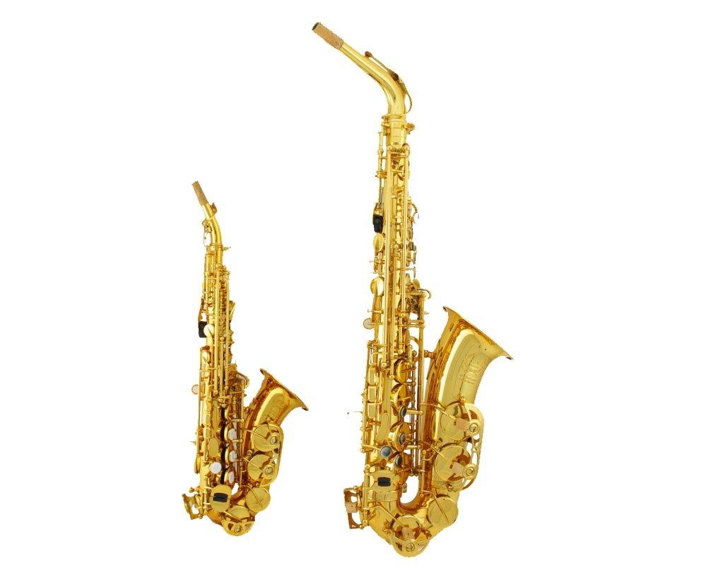 【midway】美德威乐器仿柳泽系列 降b弯管高音 萨克斯