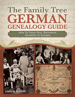 German Genealogy Guide: How to Trace Your Family Tree to German-Speaking Areas of Europe.pdf