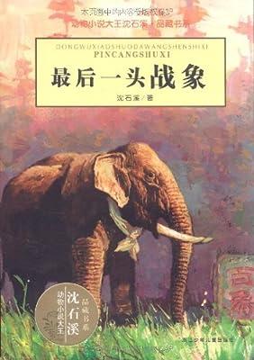 动物小说大王沈石溪品藏书系:最后一头战象.pdf