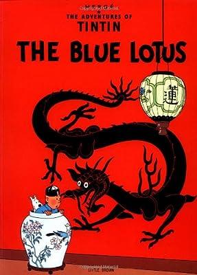 The Adventures of Tintin: The Blue Lotus.pdf