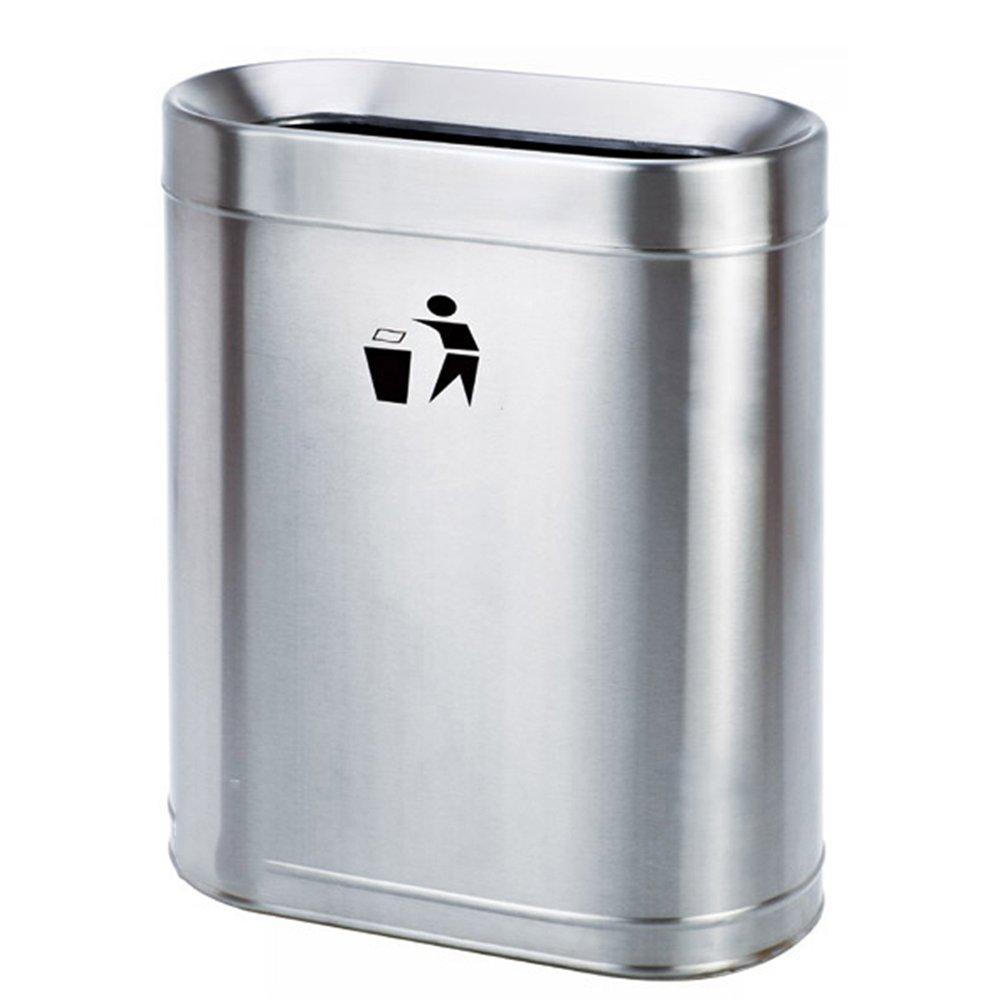 不锈钢垃圾桶设计图展示
