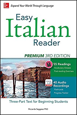 Easy Italian Reader, Premium 2nd Edition: A Three-Part Text for Beginning Students.pdf
