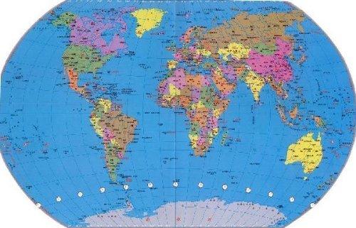亚马逊地图