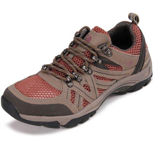 CAN.TORP 骆驼 户外女鞋 透气 休闲徒步鞋登山 D21650
