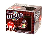 M&M Boxed Scented Candles, Milk Chocolate