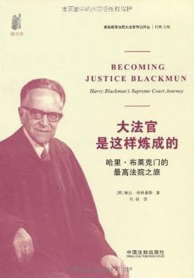 大法官是这样炼成的:哈里•布莱克门的最高法院之旅.pdf