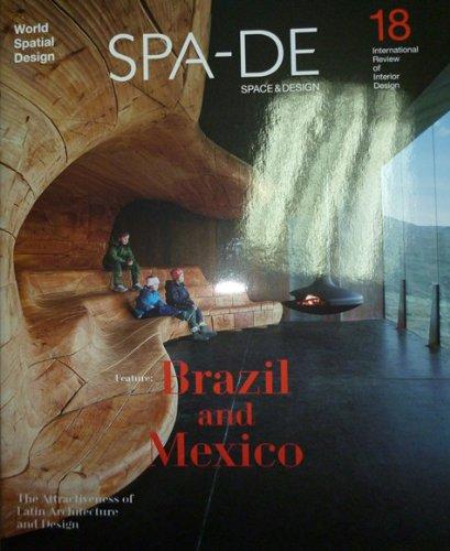SPA-DE18中英文室内设计意思空间设计商业室内设计注意朝向什么书籍图片