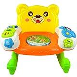 五星 儿童座椅 多功能摇乐椅 中英双语益智教学版 37517-图片