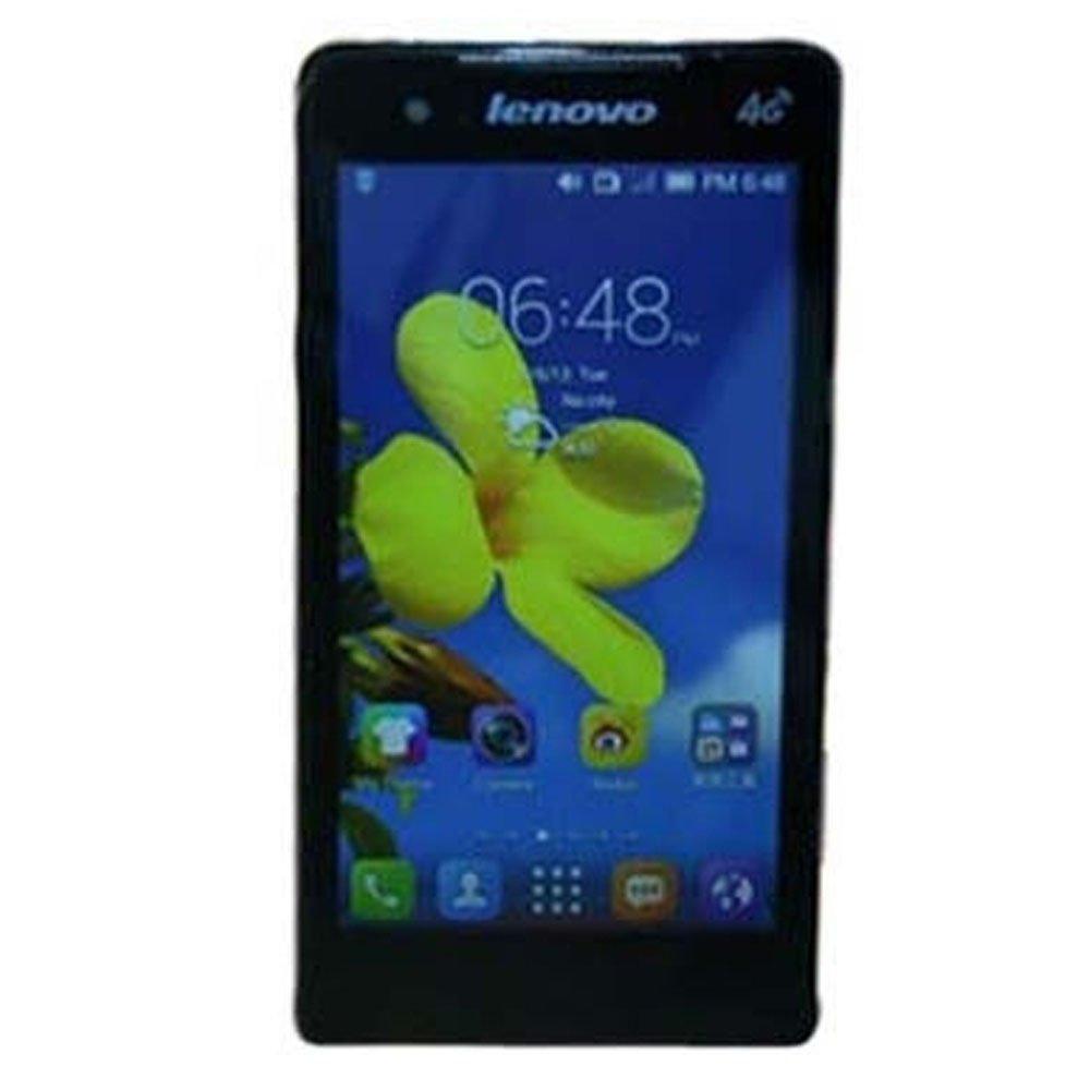Lenovo/联想 A788t  移动4G手机 5.0英寸大屏 1.2GHZ四核处理器 安卓4.3 移动版 白色-手机/通讯-亚马逊中国