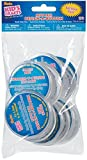 Darice 2406-38BV 12-Piece Design a Button Value Pack, 2.5-Inch
