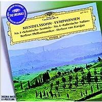 进口CD:孟德尔颂交响曲
